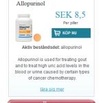 Allopurinol  (Allopurinol)