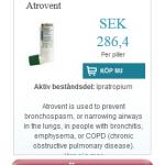 Atrovent (Ipratropium)