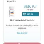 Bystolic (Nebivolol)