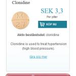 Clonidine (Clonidine)