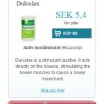 Dulcolax (Bisacodyl)