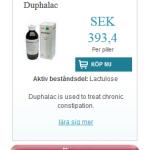 Duphalac (Lactulose)