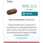 Dutas  (Dutasteride)