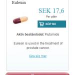 Eulexin  (Flutamide)