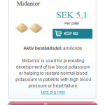 Midamor  (Amiloride)