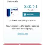 Neurontin (Gabapentin)