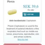Phexin  (Cephalexin)