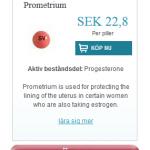 Prometrium (Progesterone)