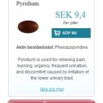 Pyridium  (Phenazopyridine)