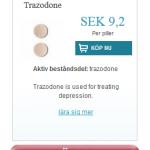 Trazodone  (Trazodone)