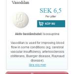 Vasodilan  (Isoxsuprine)