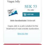 Viagra  Jelly  (Sildenafil)