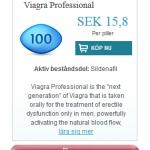 Viagra  Professional  (Sildenafil)